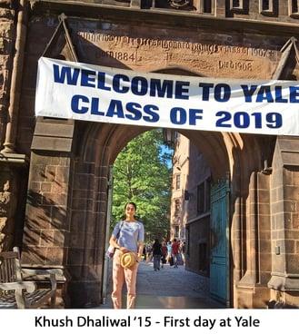 Khush-Dhaliwal-First-Day-at-Yale-University