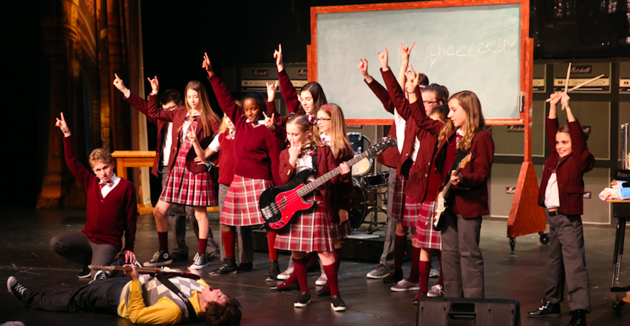 St. Luke's All School Musical - School of Rock