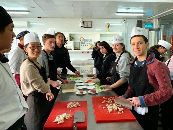 StLukesSchoolmaking-noodles-inChina