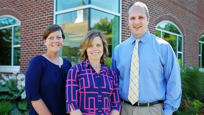 St. Luke's School Admissions Team