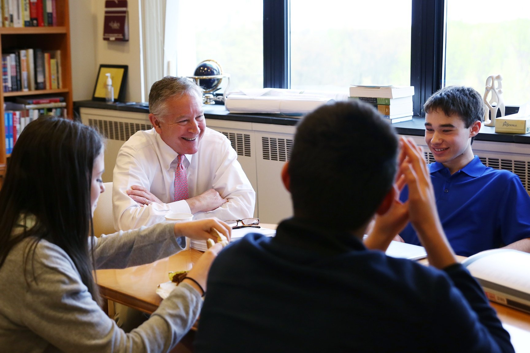 The Power of Compassionate Student Leaders