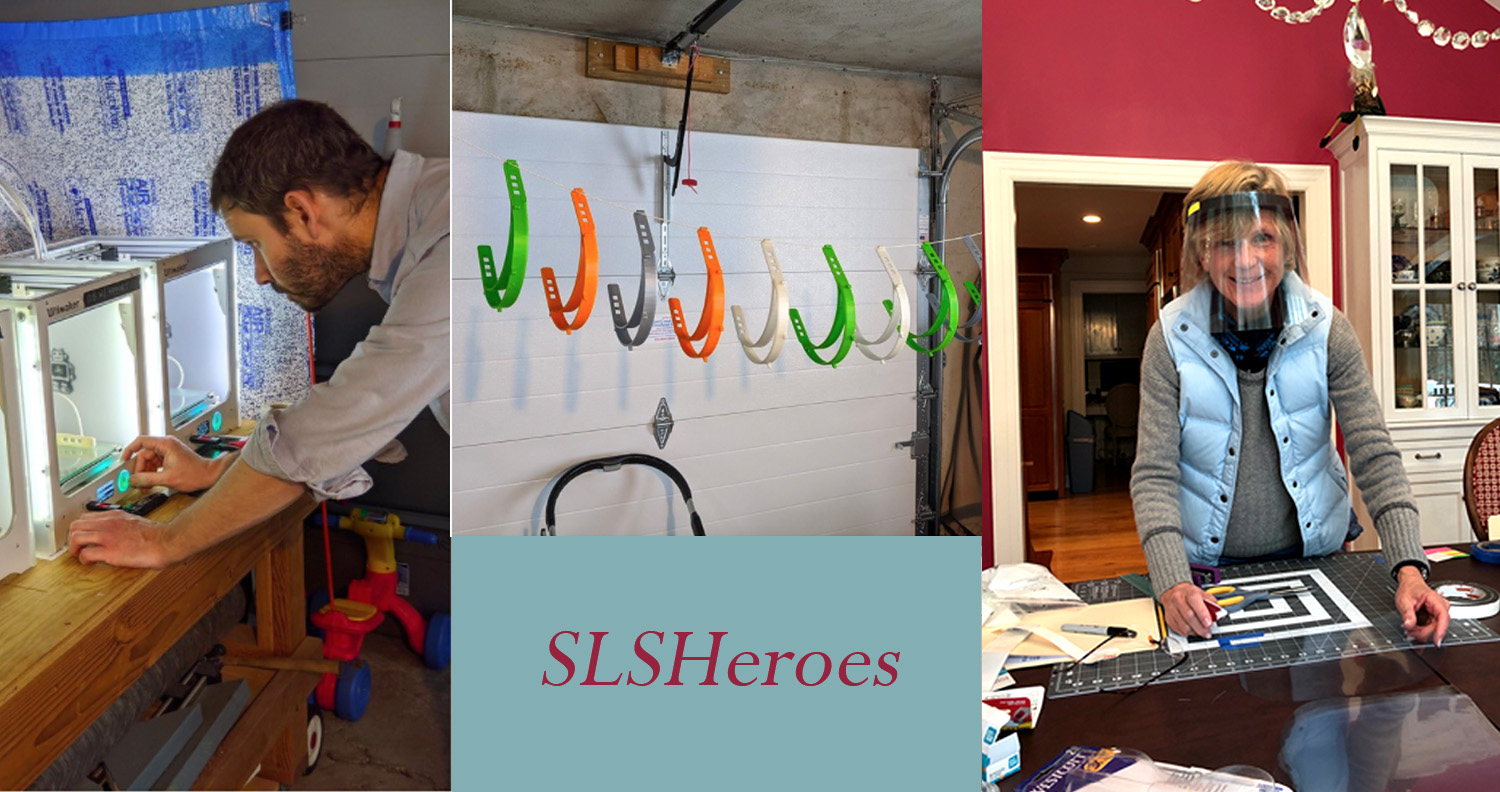 SLSHeroes: Michael Mitchell & Joyce Andersen Shield Others From Harm