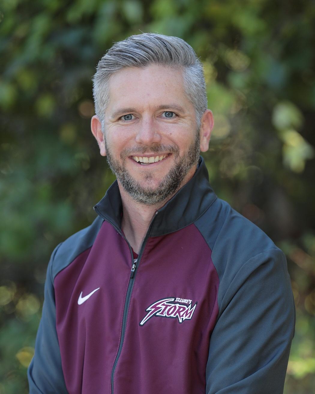 Dan Clarke: Sports Information Specialist