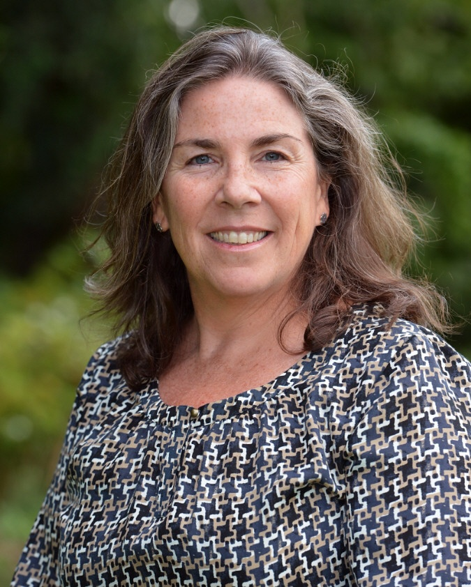 Nancy Troeger: Director of Marketing and Communications