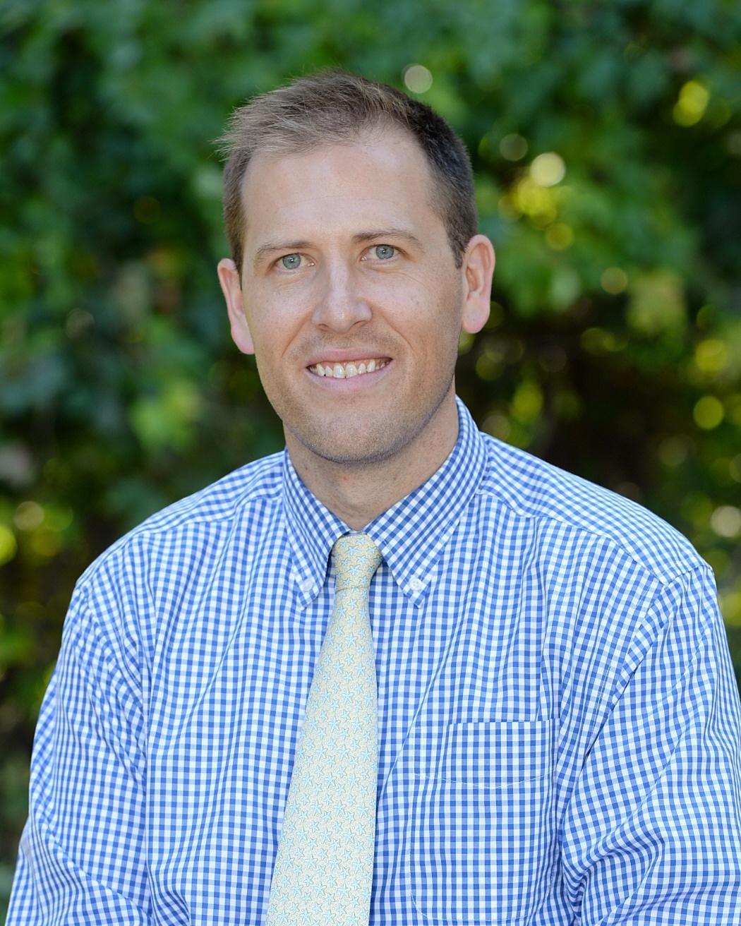 Chris Mantz: 5th-Grade Teacher