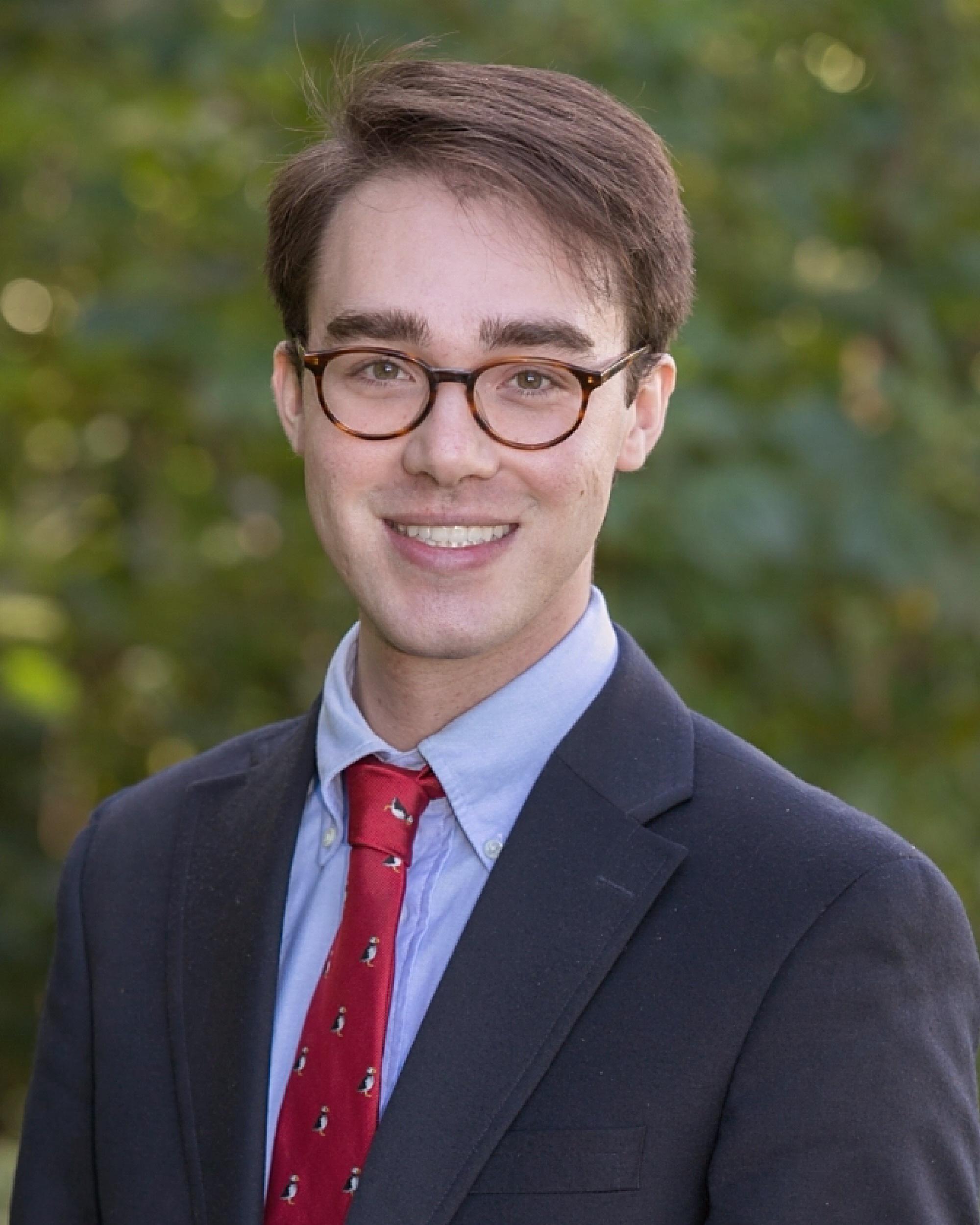 Tom Owen: English Teaching Fellow