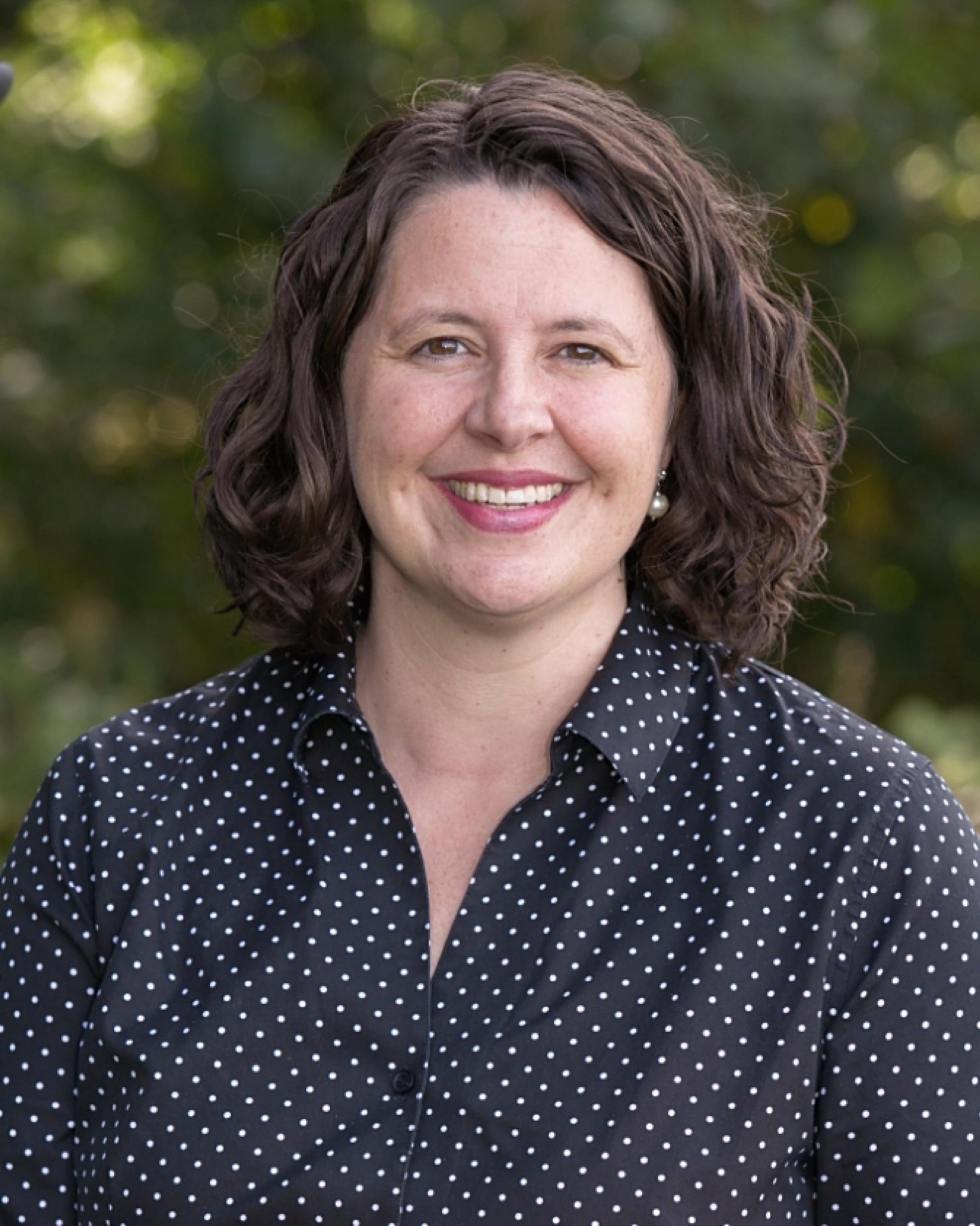 Liz Perry: Head of Upper School