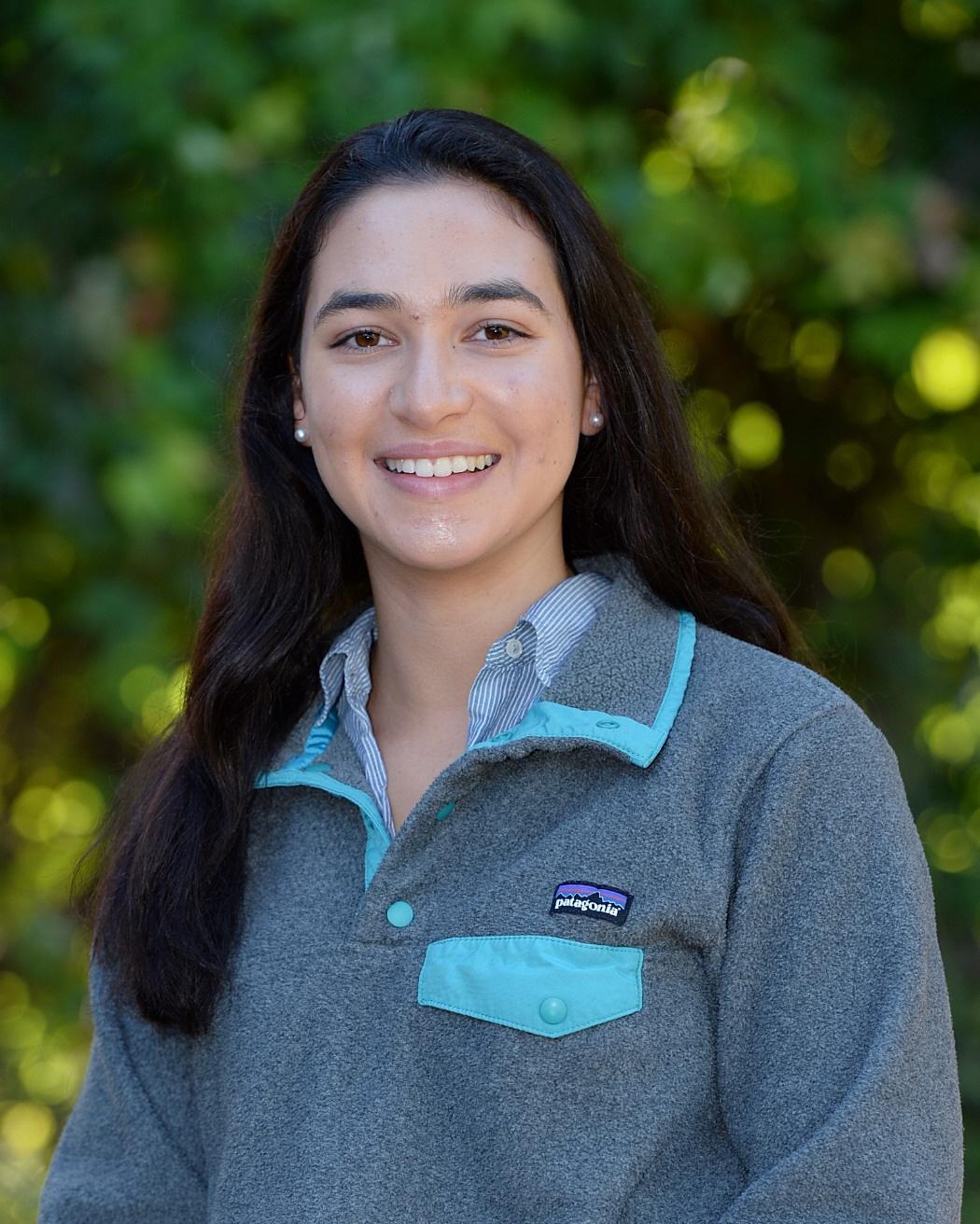 Georgia Rosenberg '19: Student