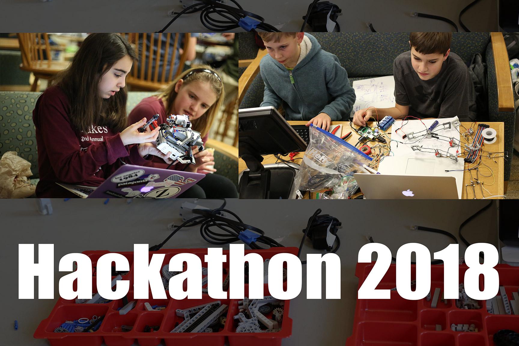 Hackathon 4.0: Where Students Code, Create, & Celebrate Wild Ideas